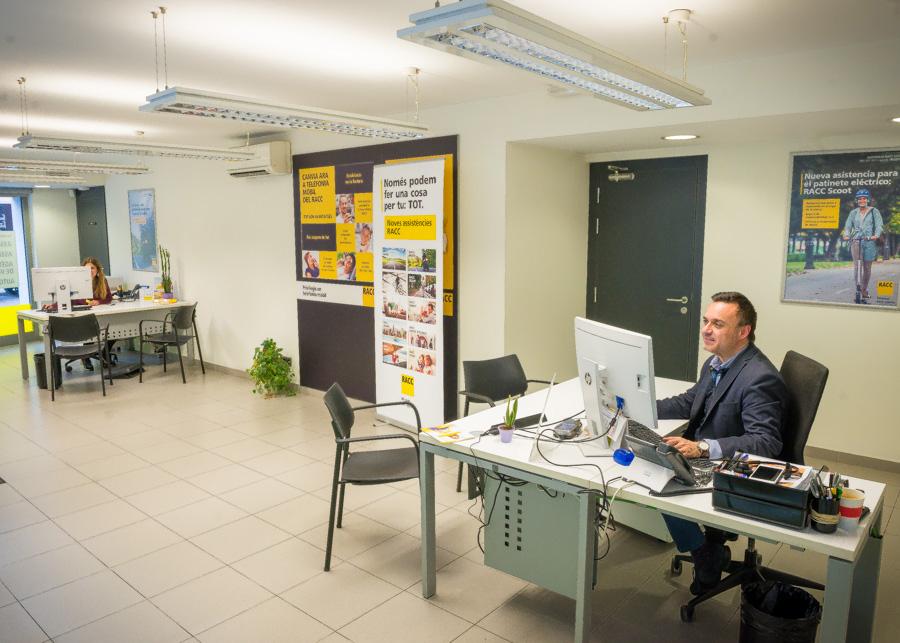 Assegurança de vida de RACC a Cerdanyola del Vallès