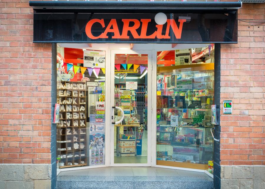 Papereria Carlin a Cerdanyola