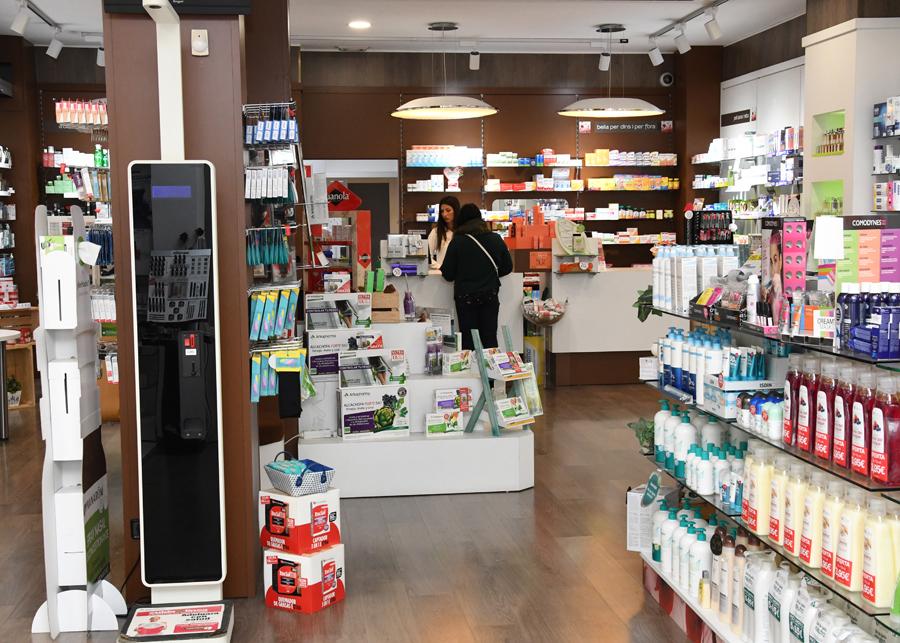 Productes per nadons a farmàcia Sara Hidalgo