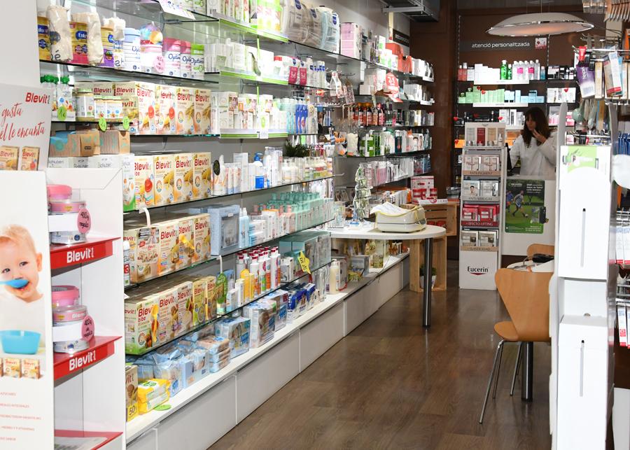 Farmàcia a Cerdanyola - Sara Hidalgo