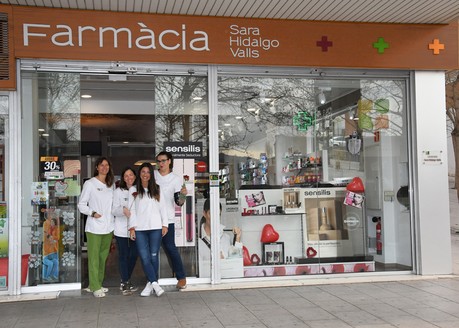 Farmàcia Sara Hidalgo de Cerdanyola