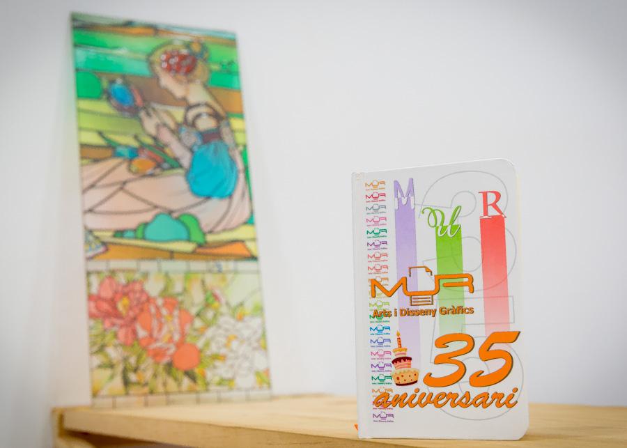 35 aniversari impremta Mur a Cerdanyola