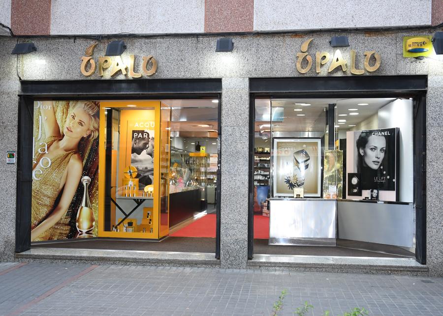 Perfumeria Ópalo a Avda. Catalunya de Cerdanyola