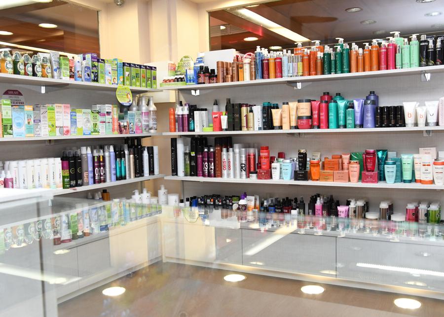 Productes professionals de perruqueria a Tot Cabell