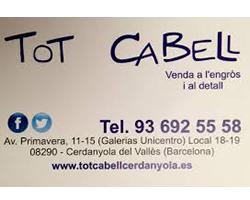 Tot Cabell productes de perruqueria a Cerdanyola
