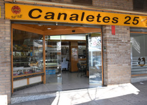 Forn de pa Canaletes a Cerdanyola