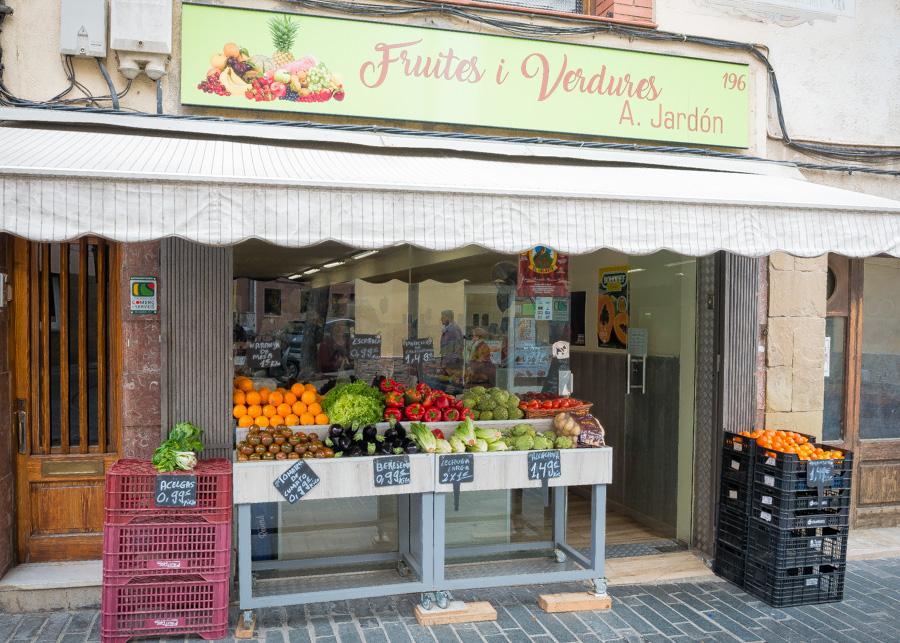 Fruiteria Jardón a Cerdanyola