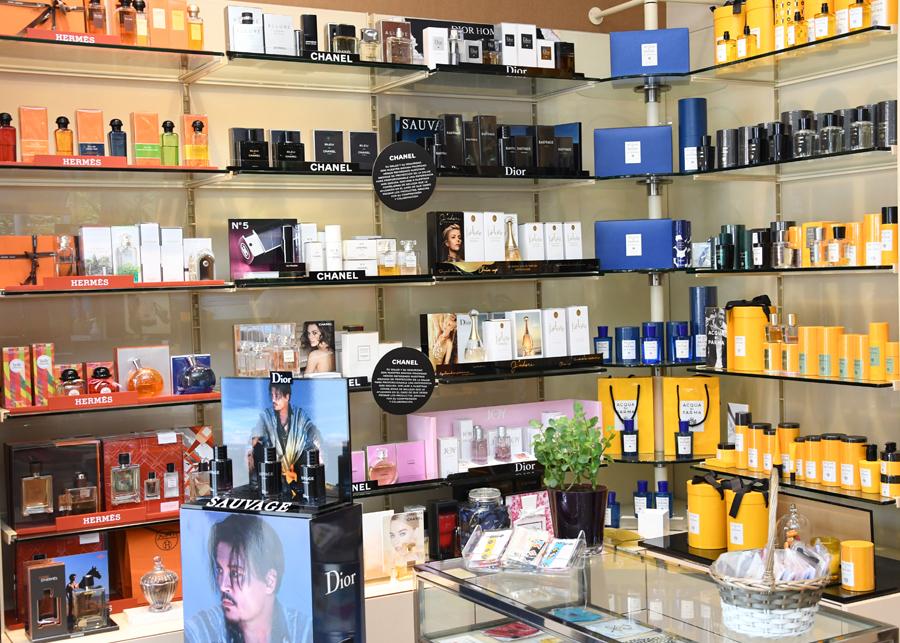 Exclusives cabines de tractament a Ópalo perfumeries