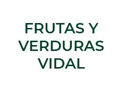 Frutas y verduras Vidal a Cerdanyola