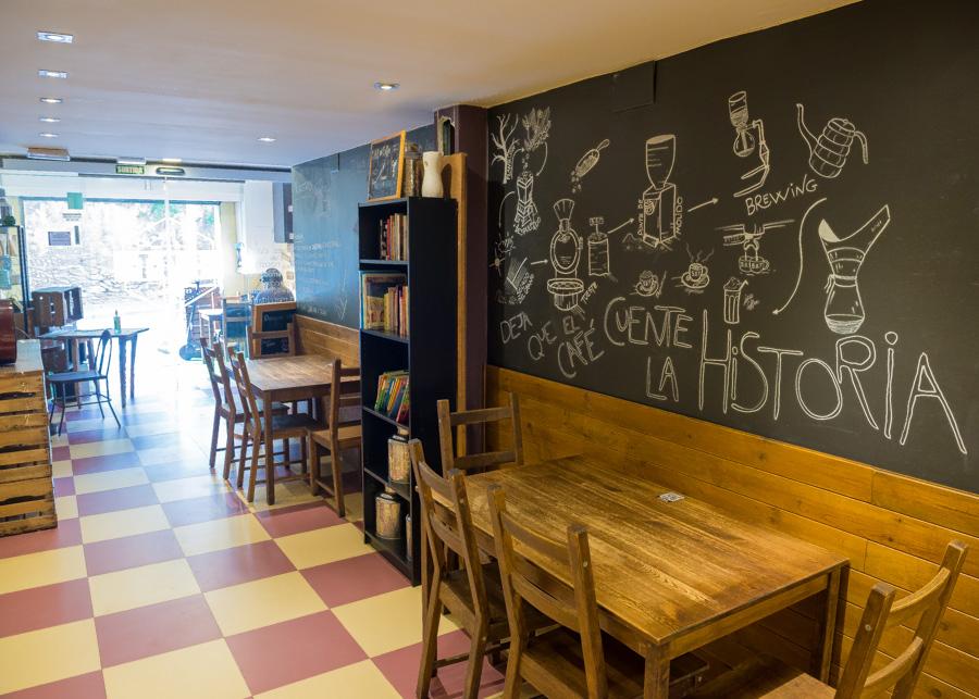 Cafè d'especialitat a Cerdanyola