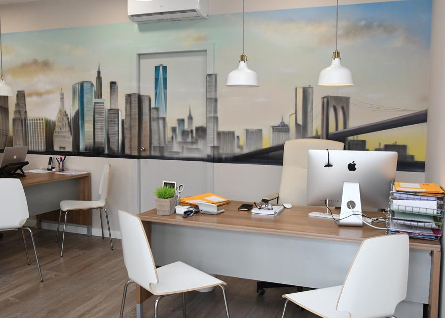 Interior de Immobiliaria Banker & House a Cerdanyola