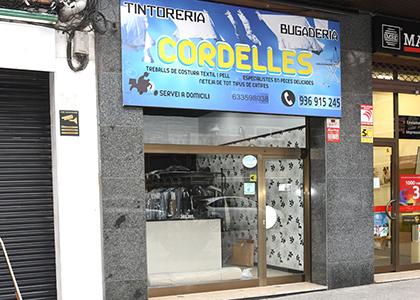 Tintoreria Cordelles de Cerdanyola del Vallès